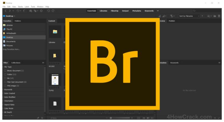 Adobe Bridge CC Full Version Download