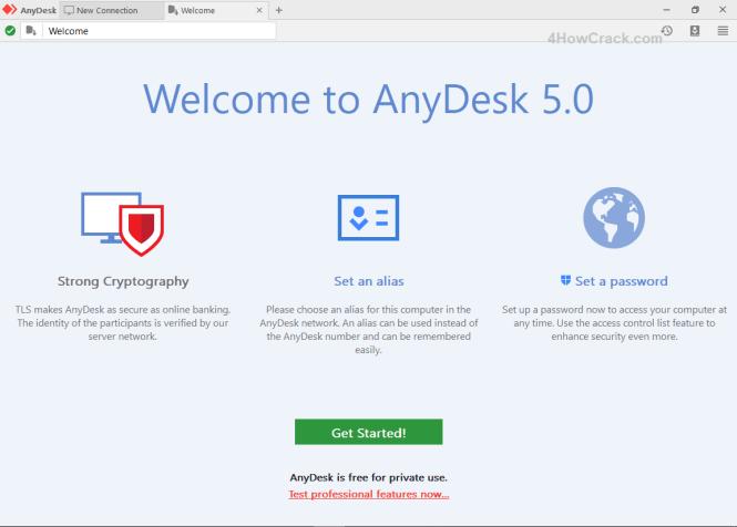 AnyDesk License Key Download