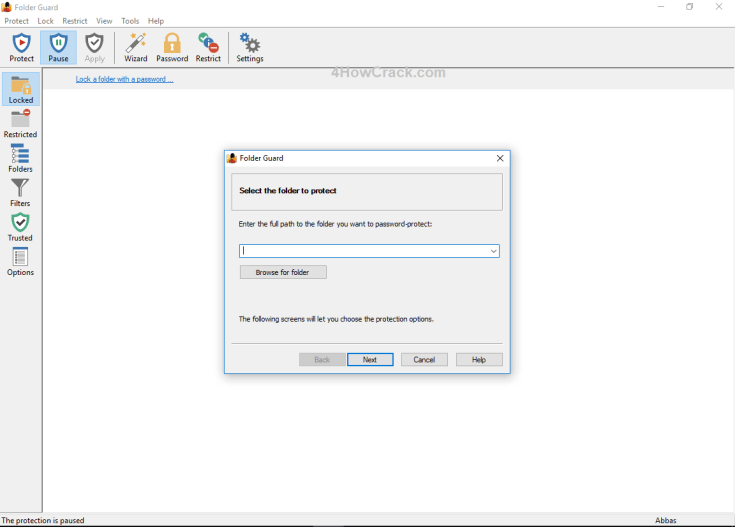 Folder Guard License Key Download