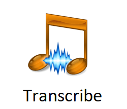 Transcribe! Crack
