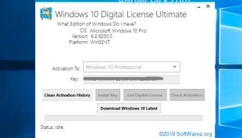 Windows KMS Activator Ultimate 2019 4 8 Full Download | 4HowCrack