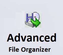 Advanced File Organizer Crack