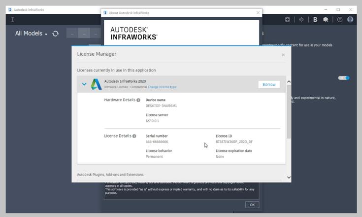 Autodesk InfraWorks Crack Full Version