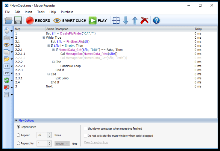 Macro Recorder License Code