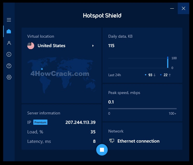 Hotspot Shield Business Crack Direct Download - 4HowCrack.com