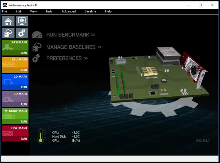 PassMark PerformanceTest Serial Key