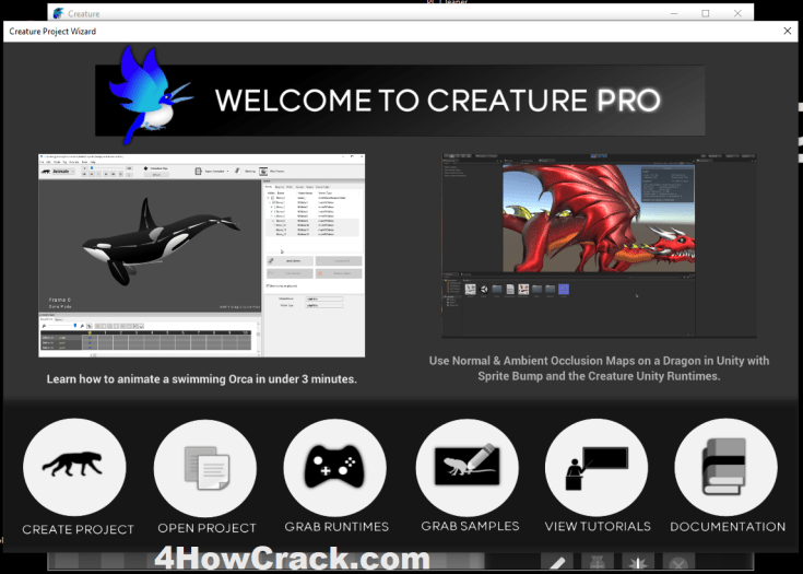 Creature Animation Pro Cracked Free Download