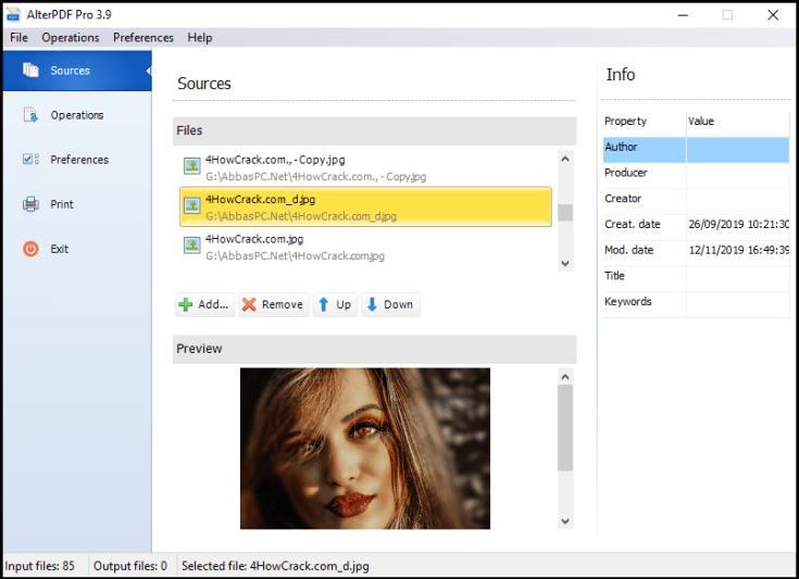 AlterPDF Pro License Key Download