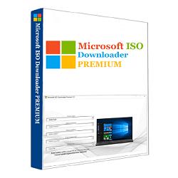 Microsoft ISO Downloader Premium Crack Download