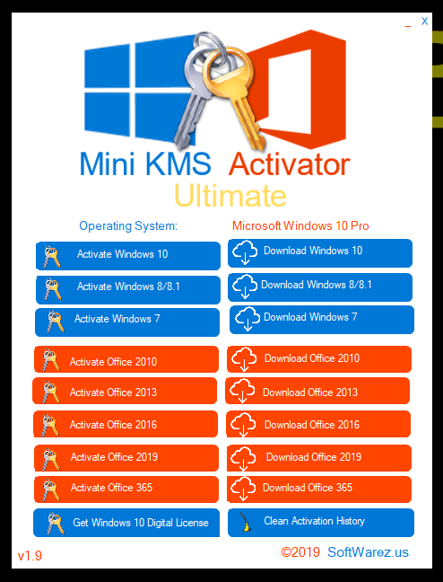 Mini KMS Activator Ultimate Cracked Version Download
