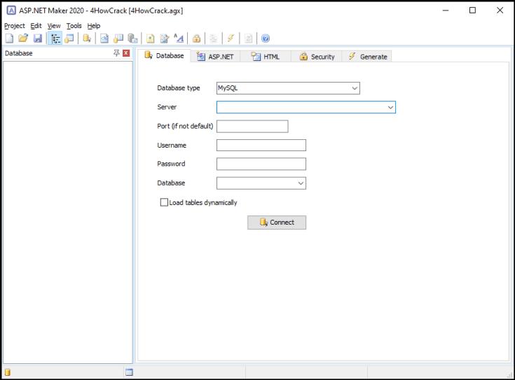 e-World Tech ASP.NET Maker Serial Key