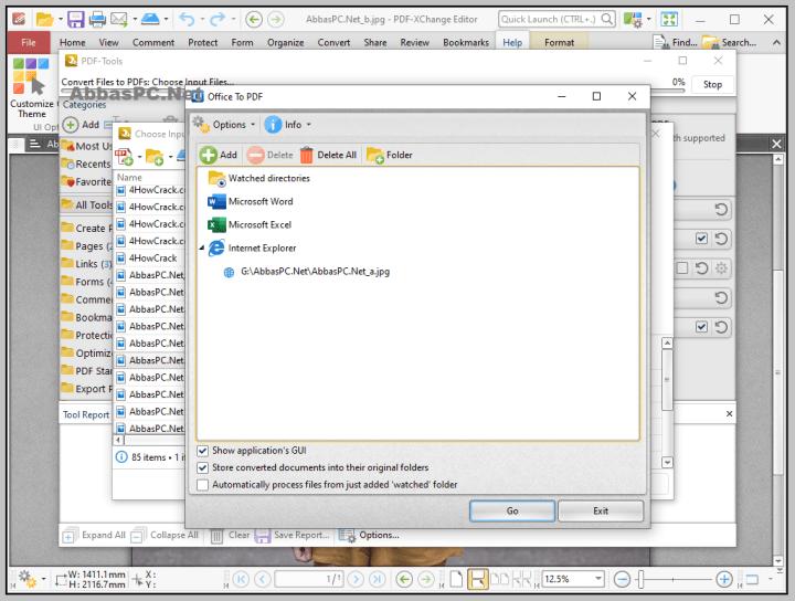 PDF-XChange Pro License Key