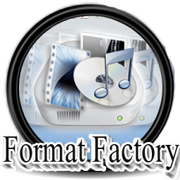 Format Factory Free Download for Windows logo