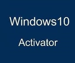 Windows 10 Activator Crack Loader logo