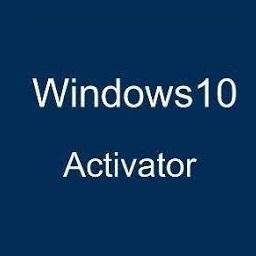 Windows 10 Activator Crack Loader logo