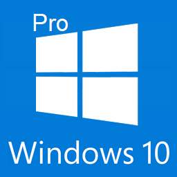 Windows 10 Pro with Office 2019 Free Download logo