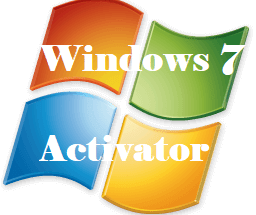 Windows 7 Activator Free Download logo