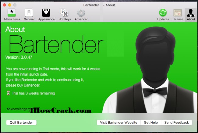 Bartender 4.0.7 Product Key Code 2020 Free Download Mac