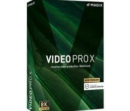 MAGIX Video Pro X12 v18.0.1.85 Crack + Activation Key [Latest]