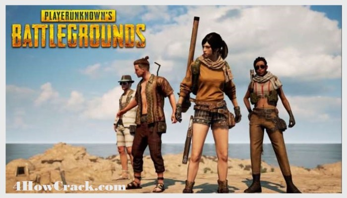 PUBG PC Crack Full Overview and Game Method