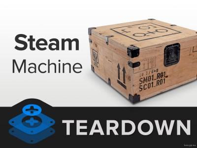 Steam Machine получил 9 из 10 в iFixit