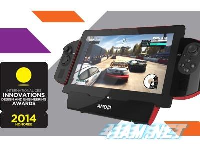 AMD представила игровой планшет
