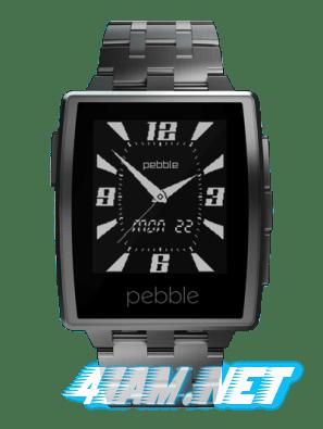 Официально представлены Pebble Steel