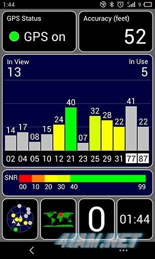 Связь Meizu MX3, Качество разговора Meizu MX3, уровень сигнала Meizu MX3