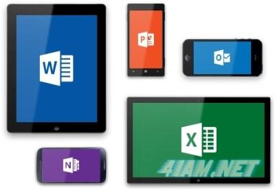Microsoft Office теперь на iOS и Android