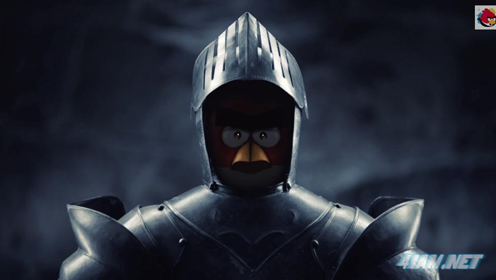 "Rovio анонсировала новых птичек ""Angry Birds"""