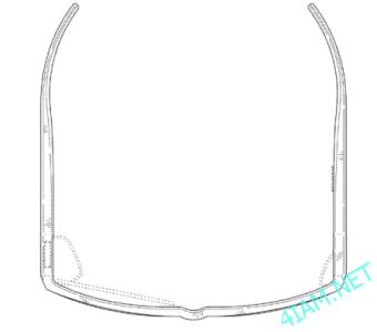 Google запатентовала классический дизайн оправы Google Glass