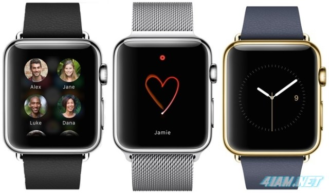 Apple Watch faces and apps