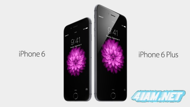 Apple iPhone 6 and Apple iPhone 6 Plus Logo