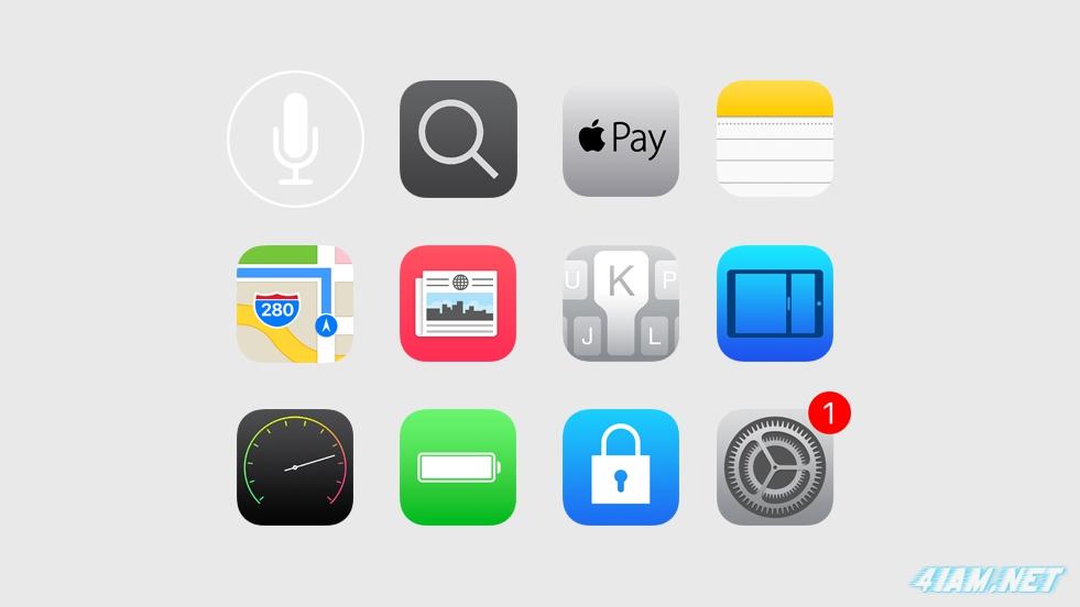 WWDC 2015: Новая iOS 9 и новые приложения