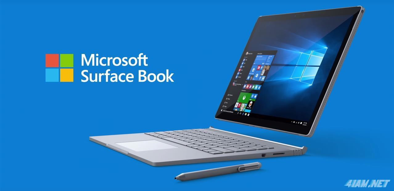 Microsoft показала свой первый ноутбук Surface Book и обновленный планшет Surface Pro 4
