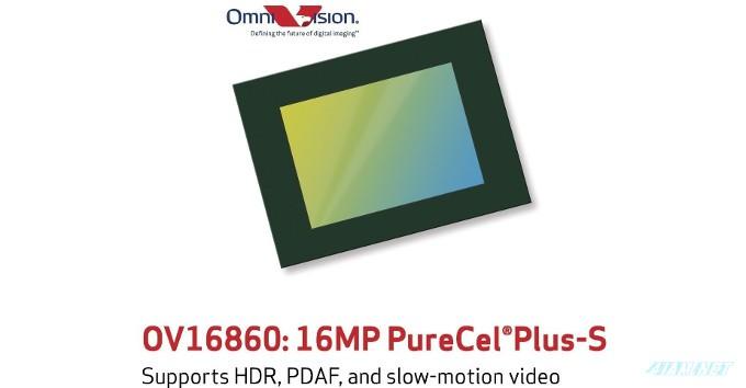 Мобильный сенсор OmniVision на 16 МП сможет снимать 4K-видео с частотой 60 fps