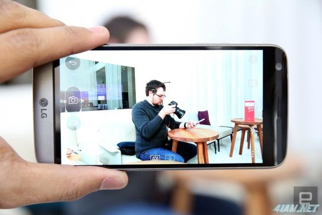 LG G5 Take Photo Live
