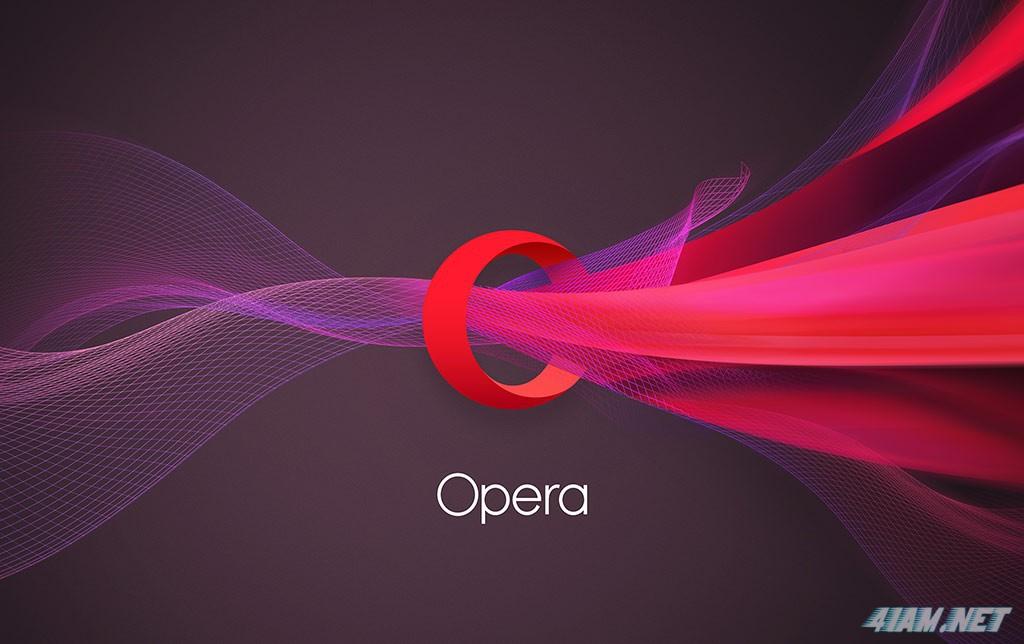Опера, новый логотип, Opera logo