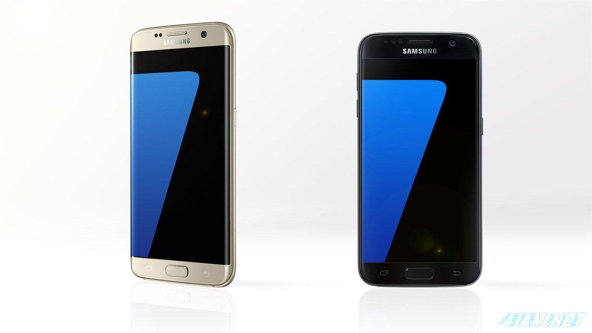 Samsung Galaxy S7 / S7 Edge официально представлены