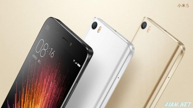 Xiaomi Mi5 3 Colors