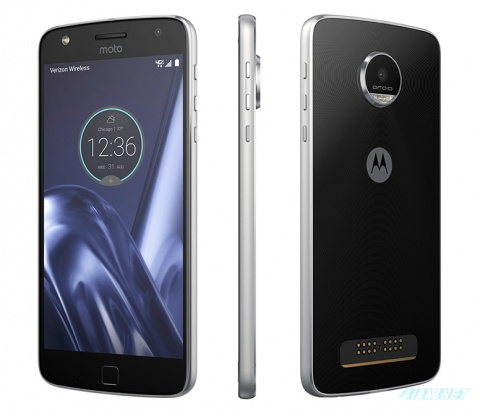 Motorola Moto Z Play Black
