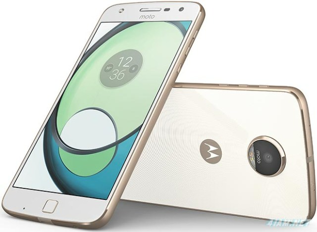 Motorola Moto Z Play White 2