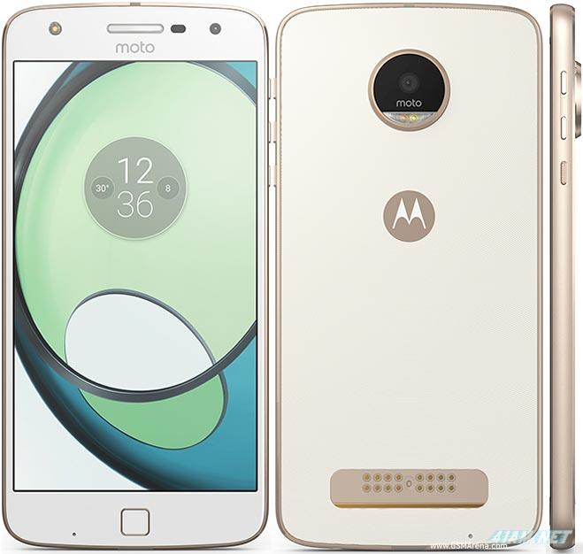 Motorola Moto Z Play представлен официально