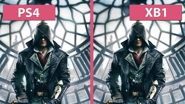 Assassin's Creed Syndicate - PS4 und Xbox One im Grafikvergleich - GamePro