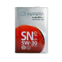 Подделка моторного масла Toyota. Внимание - контрафакт.
