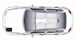 расположение аккумулятора Ford Kuga II