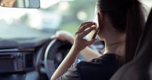 нельзя пользоваться телефоном за рулем