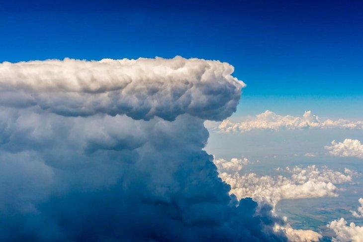облака разной формы