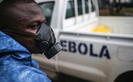 Лихорадка Эбола – эпидемия 2021