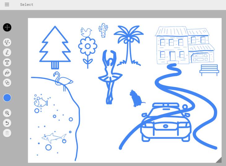 программа для рисования онлайн